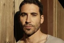 Actor Miguel Angel Silvestre