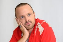 Actor and rpoducer AAron Paul, Golden Globe nominee