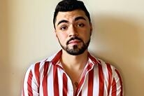 Actor Adam Irigoyen