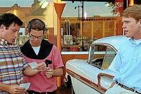 "A scene from ""American Graffiti"", 1973"