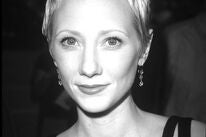 Actress Anne Heche, 1998