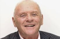 Actor Anthony Hopkins, Cecil B. deMille recipient