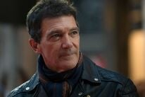 Actor Antonio Banderas, Golden Globe nominee