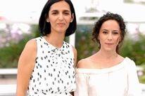 Filmmakers Cecilia Atan and Valeria Pivato