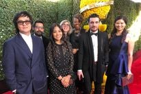 REsidency Fellows at the 76th Golden Globes