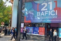 Ambiance at the 2019 BAFICI, Buenos Aires