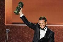 Antonio Banderas wins the Goya Award, 2020