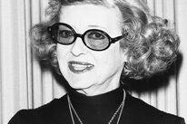 Acress Bette Davis, Cecil B. deMille recipient