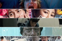 """Scenes from """"Happy Death Day"""", """"Never Say Die"""", """"Blade Runner: 2049"""", """"The Foreigner"""", """"Kingsman: The Golden Circle"""""""