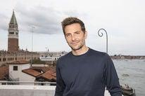 Actor and director Bradley Cooper, Golden Globe nominee