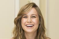 Actress Brie Larson, Golden Globe winner.