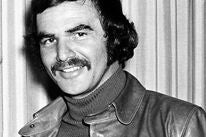 Acror Burt Reynolds, Golden Globe winner