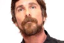 Actor Christian Bale, Golden Globe winner