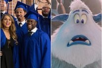 Scenes from Night School and Smallfoot