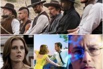 Films scheduled for festival season 2016: Magnificent Seven, Snowden, La La Land, Arrival.