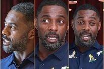 Actor Idris Elba, Golden Globe winner