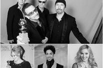 U2, Madonna, Prince, Adele at the Golden Globes