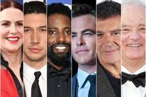 Presenters 76th Golden Globes