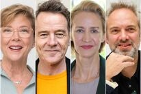 Annette Benning, Bryan Cranston, Janet McTeer and Sam Mendes, Golden Globe wiinners and Tony 2019 nominees