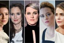 Actresses nominated inTv series, drama