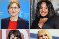 Collage of women directors in 2020