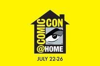 Logo Comic-Con at home, 2020