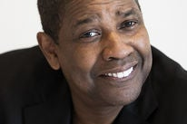 Actor and director Denzel Washington, Golden Globe winner