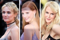 Diane Kruger, Jessica Chastain and Nicole Kidman