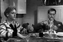 "A scene from ""El Pisito"", 1957"