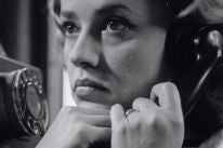 """Jeanne Moreau in a scene from """"Elevator to the Gallows"""""""