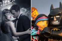 Fifty Shades Darker/Lego Batman