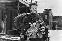 "Clint Eastwood in ""Fistful of Dollars"" (1964)"