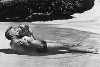 "A scene from ""From Here To Eternity"", 1953"