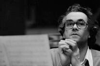 Composer Michel Legrand, Golden Globe winner