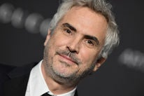 Filmmaker Alfonso Cuarón, Golden Globe winner