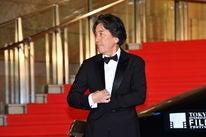 Actor Koji Yakusho at the Tokyo Film Festival 2018