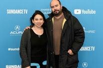 Directors Ciro Guerra and Cristina Gallego