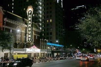 The Paramount Theater in Austin, TX