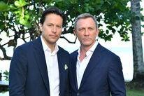 Director Cary Fukunaga and actor Daniel Craig