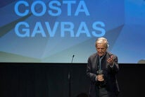 Director Costa Gavras recieves award at the 2019 San Sebastian Film Festival