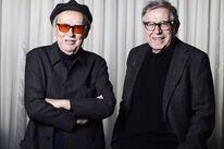 Directors Paolo and Vittorio Taviani