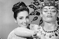 Actress Kamala Devi