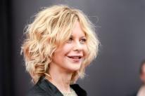 Actress and director Meg Ryan, Golden Globe nominee