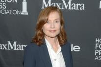 Actress Isabelle Huppert