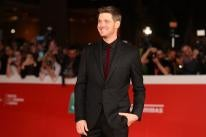Singer Michael Buble walks the red caroet at the Rome Film Festival 2016