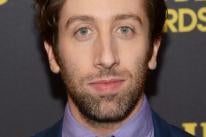 Actor Simon Helberg