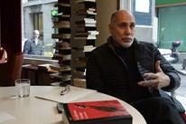 Writer Guillermo Arriaga