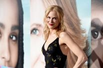 Nicole Kidman at the premiere of the HBO mini-series Big Little Lies