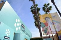 Ambiance at the TCM Classic Film Festival 2017, Hollywood