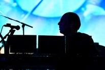 Composer Hans Zimmer, Goldem Globe winner